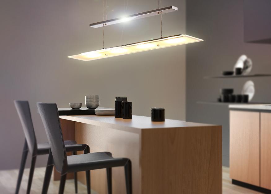 plafonnier 10 branches lampe de salon moderne lampe suspension argent e 28726 ebay. Black Bedroom Furniture Sets. Home Design Ideas